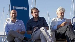 Iglesias llega como la estrella de la campaña de En Marea