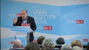 El PSOE examina su suelo electoral
