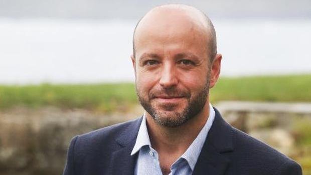 Luís Villares, candidato a la presidencia de la Xunta por En Marea