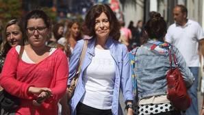 Cristina Losada: «Antes de hablar con el PP, primero que se vayan fuera los imputados»