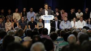 Feijóo pide estabilidad para que Galicia «no se parezca a España»