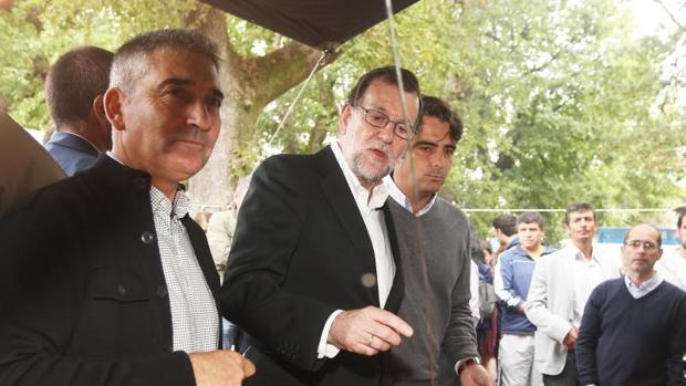 Rajoy a Sánchez: «Si quiere un Gobierno de 85 con los independentistas, es disparatado pero da»