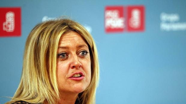 La teniente de alcalde socialista de Ferrol, Beatriz Sestayo
