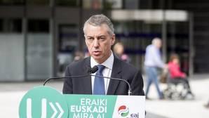 Urkullu reconoce estar «dispuesto a pactar con PP y PSOE», pero con condiciones