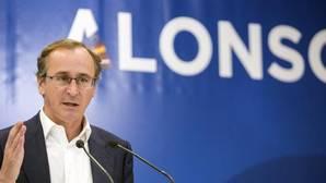 La candidatura del exministro Alonso no evita la caída del PP en el País Vasco, pero empata con el PSOE