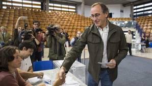 Alfonso Alonso pide que los ciudadanos voten por el «futuro del País Vasco y de España»
