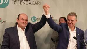 Urkullu anuncia que mañana comenzará a dialogar con todos los partidos para formar gobierno