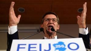 Feijóo: «El PSOE no puede podemizarse»