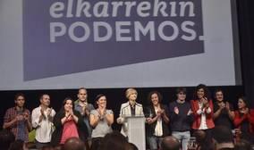 Podemos irrumpe con once escaños como tercera fuerza en País Vasco