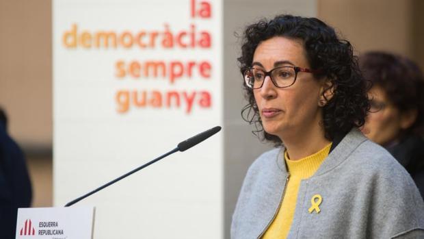 Marta Rovira no estará en el debate de TV3