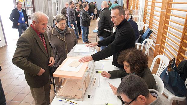 Resultados Elecciones Generales 2019 en Palencia capital