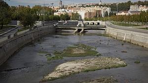 El Manzanares, un río muerto