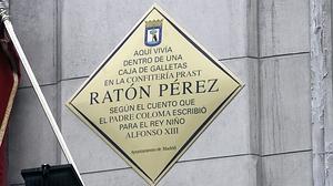 El «Ratoncito Pérez» no es un mito: nació en el Palacio Real y vivió en la calle Arenal