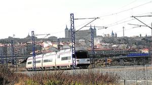 El AVE Madrid-Toledo cumple diez años