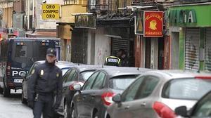 Detienen en Madrid a tres personas vinculadas a Estado Islámico y dispuestas a atentar