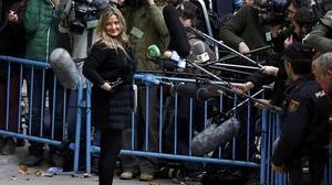 Virginia López usó a Manos Limpias para pedir 7.000 euros al mes a un empresario investigado