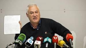 El PSdeG inicia los trámites para expulsar del grupo provincial a Martínez
