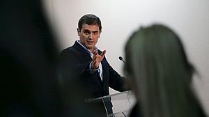 Rivera eliminaría el Senado y el Consejo General del Poder Judicial