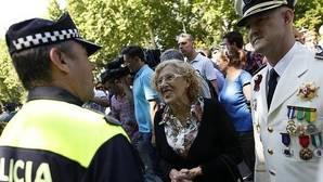 La alcaldesa Carmena «vuelve loca» a la Policía Municipal