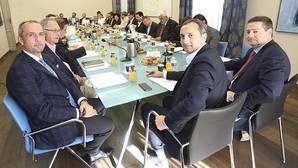 César Sánchez asegura que no hay alternativa al trasvase Tajo-Segura