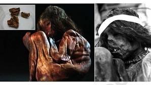 El rastro de los primeros americanos está en la momia de un niño inca