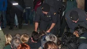 Detenido un «antitaurino» por propinarle un cabezazo a un Guardia Civil en el Toro Jubilo de Medinaceli