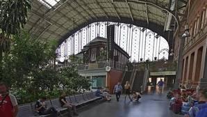 Las estaciones de Atocha y Chamartín, accesibles desde el Street View de Google