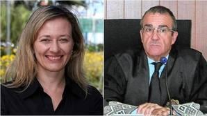 Pablo Iglesias critica las puertas giratorias, pero ficha a jueces en excedencia