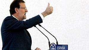 Rajoy bajará el IRPF y promete medidas para fomentar el empleo de calidad