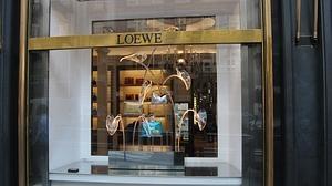 Loewe Gran Vía, un rayo de luz en el Madrid de la postguerra