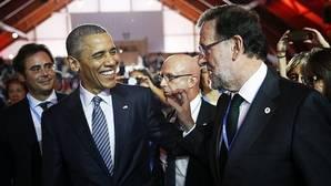 Obama transmite a Rajoy su deseo de visitar España