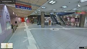 Los intercambiadores de transporte de Madrid, en Google Maps