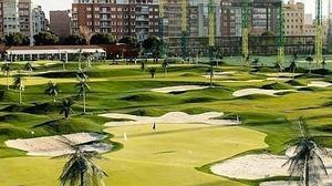 El campo de golf del Canal en Chamberí será un nuevo parque público