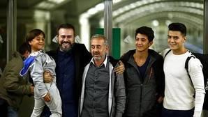 El refugiado sirio escribe a Rajoy para traer a su familia a España