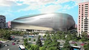 El Real Madrid ajustará el proyecto del Bernabéu tras el veto de Carmena