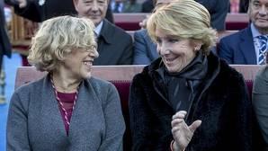Aguirre reprende a Carmena: «A la política hay que venir 'llorao'»