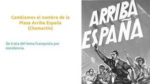La treintena de calles franquistas que Carmena cambiará en 2016