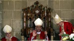 Omella toma posesión como arzobispo de Barcelona con el «corazón abierto y oídos atentos»