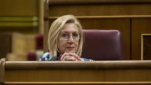 Rosa Díez pide al Gobierno vasco la jubilación
