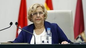 Carmena se ausenta del Ayuntamiento de Madrid hasta el 5 de enero