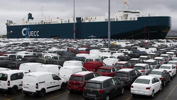 Las exportaciones tiran de la economía en el contexto actual