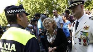 La Policía Municipal se planta ante Carmena por la destitución de su inspector jefe