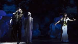 La Fura dels Baus estrena «Samson et Dalila» en el Palau de les Arts