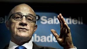 Oliu (Banco Sabadell) reclama a los partidos estabilidad institucional y seguridad jurídica