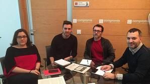 El tripartito deroga la ley que defiende las señas valencianas en pleno órdago secesionista catalán