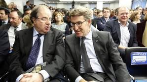 Herrera espera que la «voluntad de acuerdos» propicie un Gobierno «fuerte y estable»