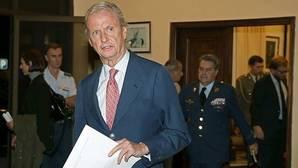 Visita sorpresa a los militares españoles desplegados en Somalia