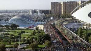 El Maratón Trinidad Alfonso de Valencia recibe un premio a la mejor organización