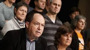 Covite tacha de «humillante» el acuerdo de 35 miembros de la «izquierda abertzale» para rehuir la cárcel