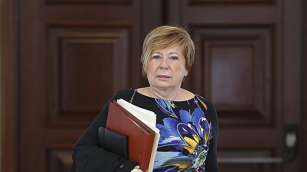 La vicepresidenta primera del Congreso de los Diputados, la 'popular' Celia Villalobos